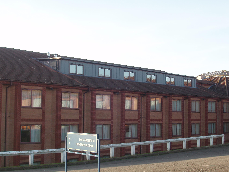 Commercial Roofing Contractors Nuneaton Hinckley Island