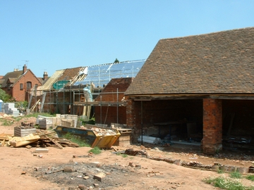 wooton grange barns reclaimed tiles2