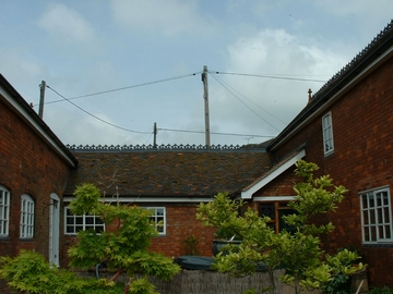 phesants nest farm heritage roofing plain tiling